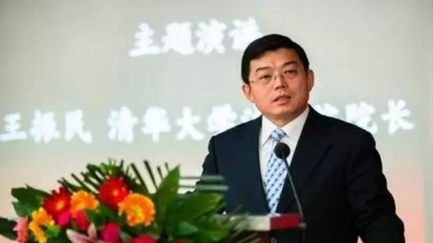 北京清华大学港澳研究中心主任王振民(清华大学官网)