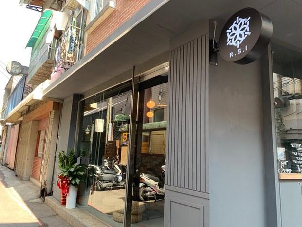 香港抗争者在台湾台中开设餐厅,不愿接受小费捐款。(photo:RFA)