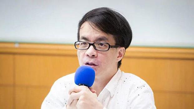 台湾成功大学政治学系教授梁文韬。(资料照)