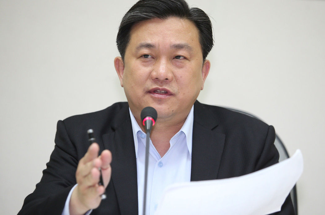 台湾民进党立委王定宇(图源:百度百科)