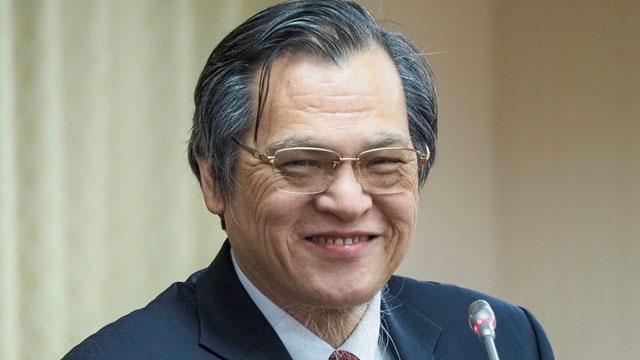 陆委会主委陈明通赴立法院内政委员会备询。(记者 黄春梅摄)