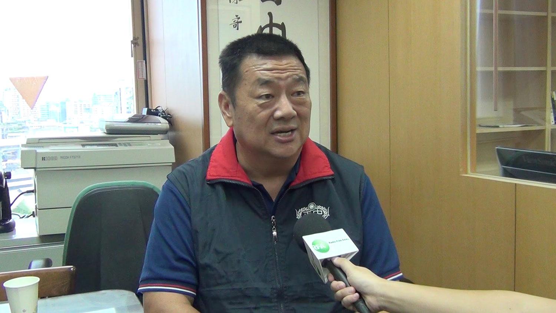 中華戰略學會研究員張競(RFA資料照)