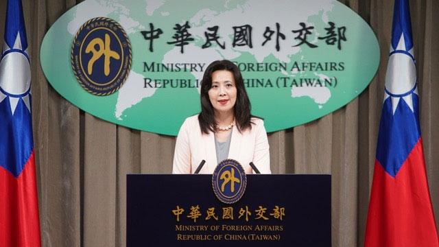 臺灣外交部發言人歐江安迴應表示布林肯對臺海和平的重視(RFA資料照)