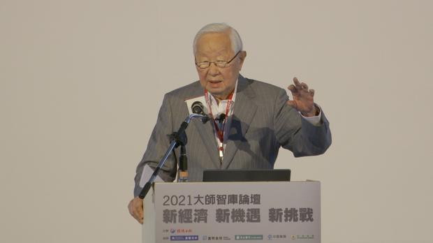 张忠谋评台积电优势 美国人才敬业难及台湾 中国落后5年