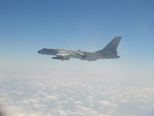 大陆军机破纪录28架次扰台 北京强势回应G7 将引更多国际关切