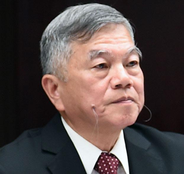 台湾经济部长沈荣津(图源:维基百科)
