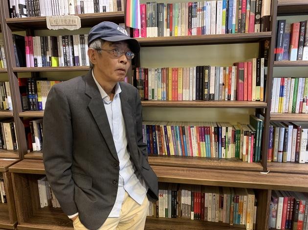 """林荣基流亡来台,不符合""""政治难民""""身份。(资料照)"""