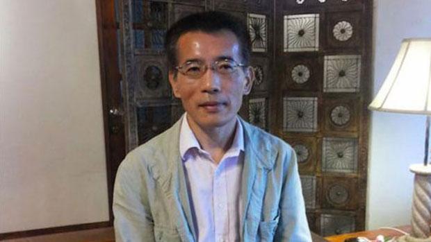 曾经担任国会助理的李易諴涉嫌替中国收集情报,检方今以违反国家安全法起诉。(图/翻摄自李易諴脸书)