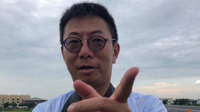 军事家传媒资深编辑陈国铭(资料照/RFA)