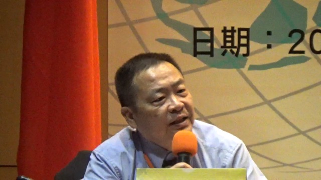 政大外交系教授刘德海预测美朝将建交。(RFA资料照)