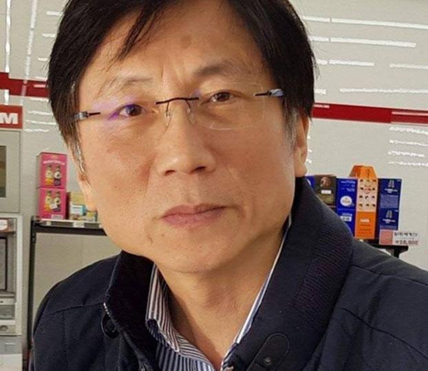 国民党桃园市议员詹江村提告黄捷违反国安法。(资料照,截图自詹江村脸书)