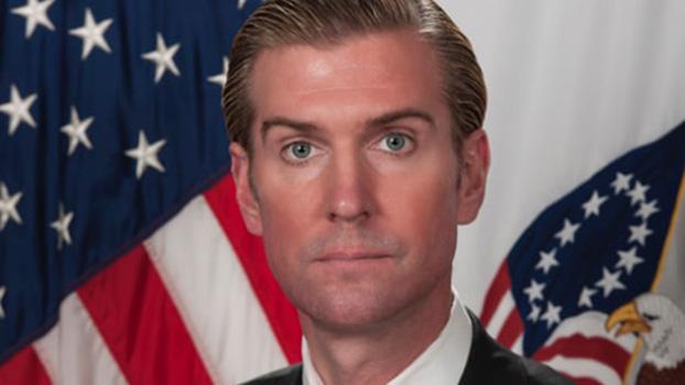美国白宫国家安全委员会发言人尤利奥特(John Ullyot)(维基百科)
