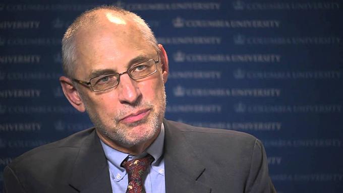 美国著名中国问题专家、哥伦比亚大学政治学教授黎安友(Andrew Nathan) (视频截图)
