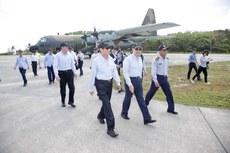 02_總統馬英九先生28日抵達南沙島太平機場.jpg