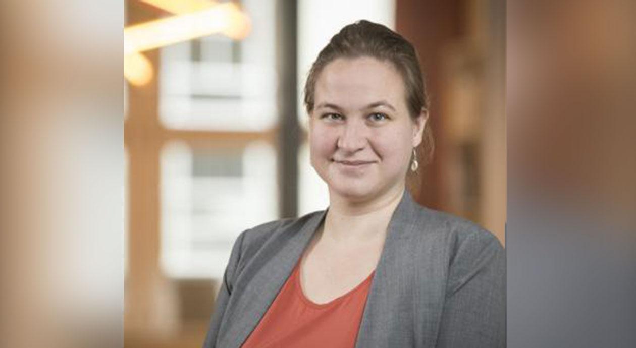 德國柏林墨卡托中國研究中心研究員馬曉月(Mareike Ohlberg )。(德國柏林墨卡托中國研究中心官網)