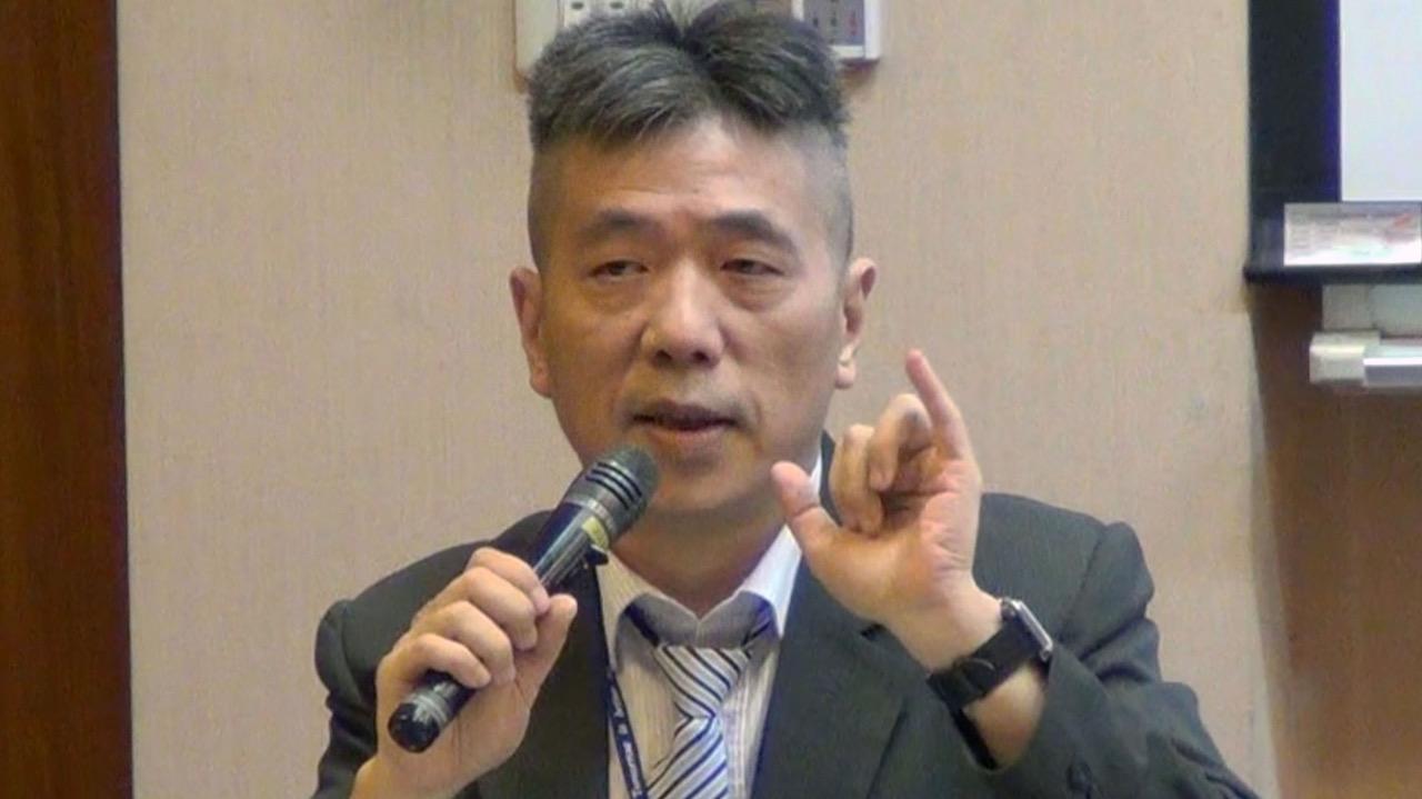 台湾国防安全研究院所长苏紫云。(RFA资料照)