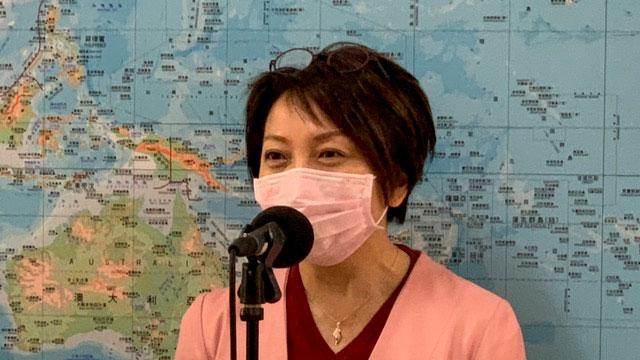民进党籍立委范云接受自由亚洲电台采访则认为,习近平和中共自己没有信心,才会不断重复立场。(RFA资料照)