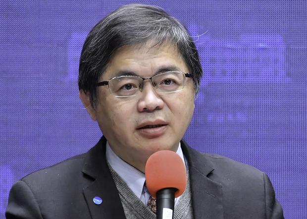 台湾行政院秘书长李孟谚(资料照/台湾行政院提供)