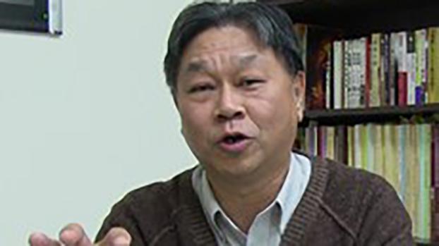 真理大学教授张家麟。(资料照、记者夏小华摄)