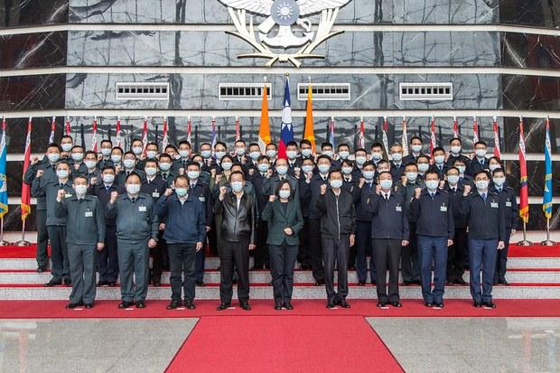 台湾西南空域美军机比解放军多 美持续释放挺台讯号