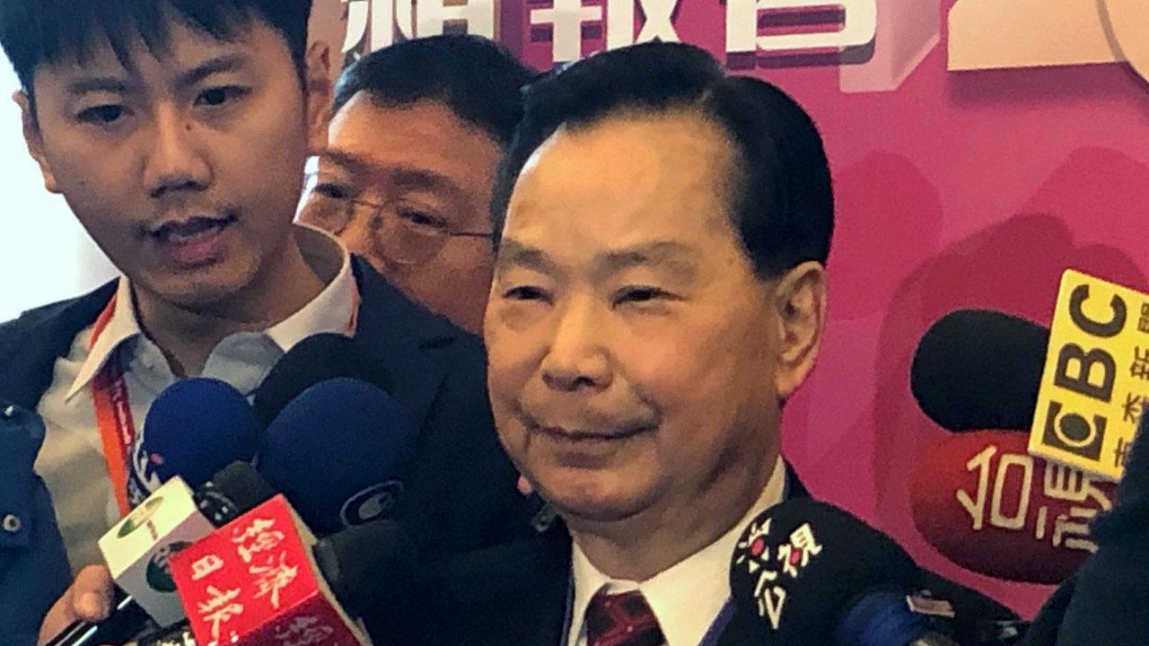 珠海市台商投资企业协会会长叶飞呈。(资料照、记者夏小华摄)
