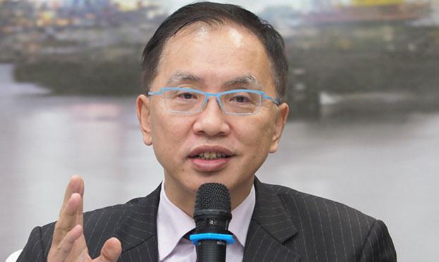 台湾智库谘询委员董立文。(RFA资料照)