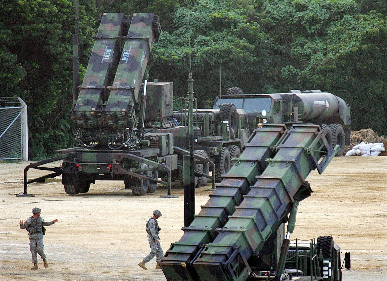 美国国务院宣布批准向台湾出售爱国者三型飞弹重新认证的设备与技术,总额6.2亿美元,是特朗普总统上任后第7次对台军售。(AP)