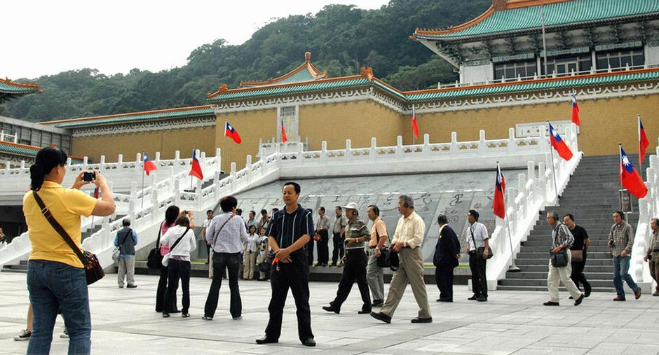 台湾旅游业估计下半年减少50到70万陆客 损失约40多亿人民币。(资料图/法新社)