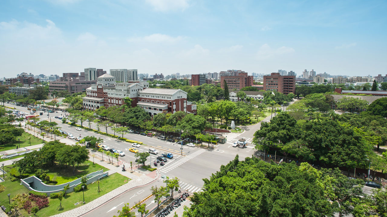 台南成功大学。(成功大学提供)