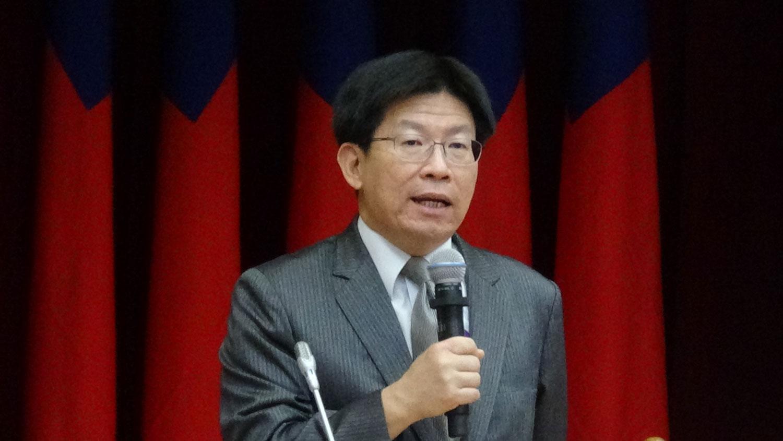 监察院国家人权委员会副主委高涌诚。(记者夏小华摄)