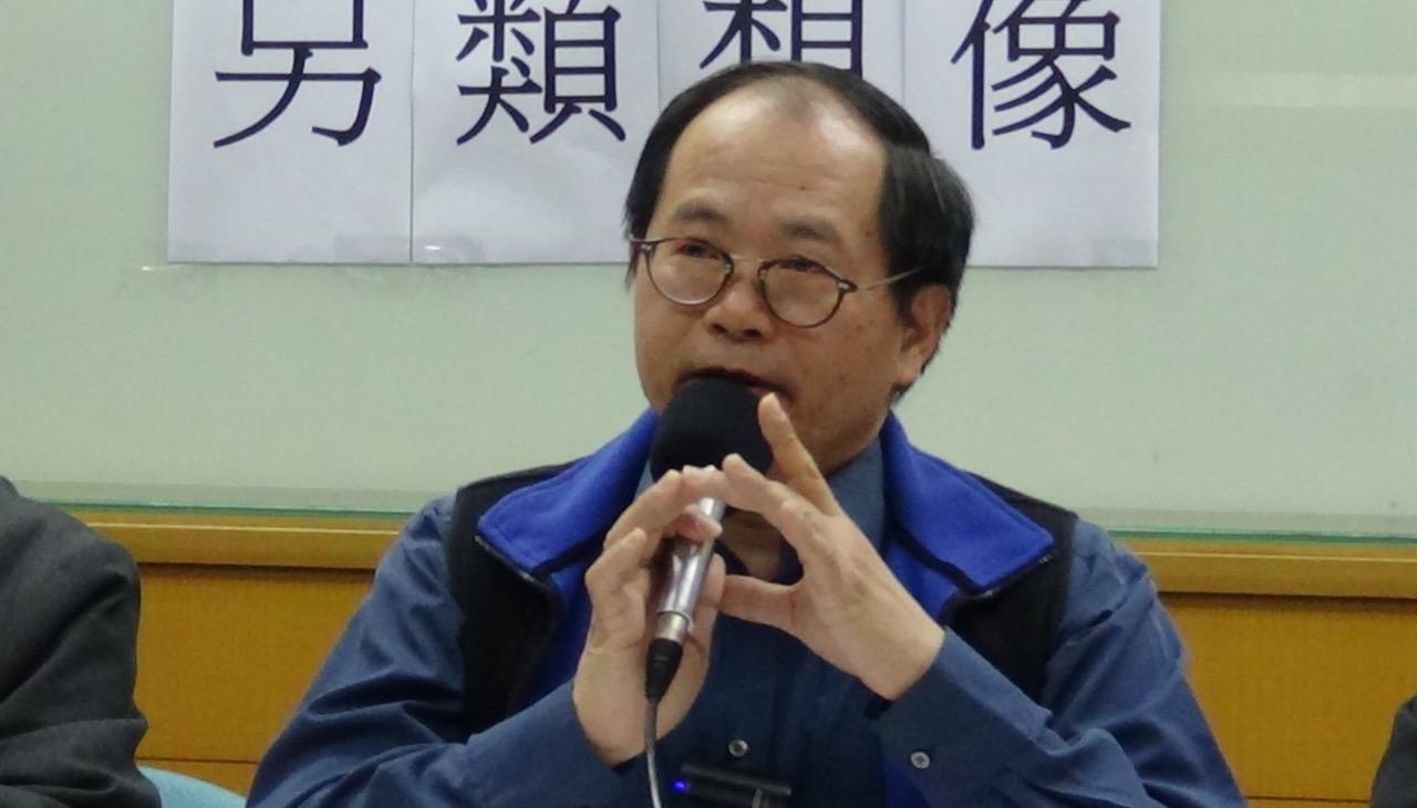 香港复兴会主席陈云。(记者夏小华摄)