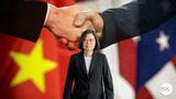 台学者:北京为修复美中关系 暂放松威吓台湾