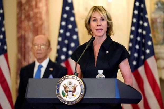 美驻联合国大使取消访台  台外交部:惋惜但尊重