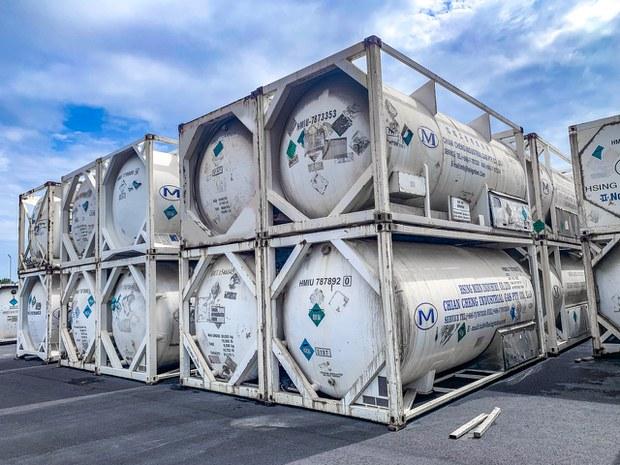 印度台商捐十五台储氧槽   驻台代表:印度有决心抗疫