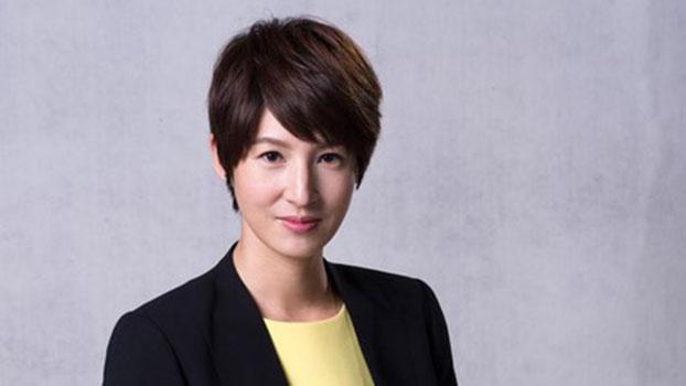 台湾电视台名主播夏嘉璐被列入振华数据库。(夏嘉璐脸书粉专)