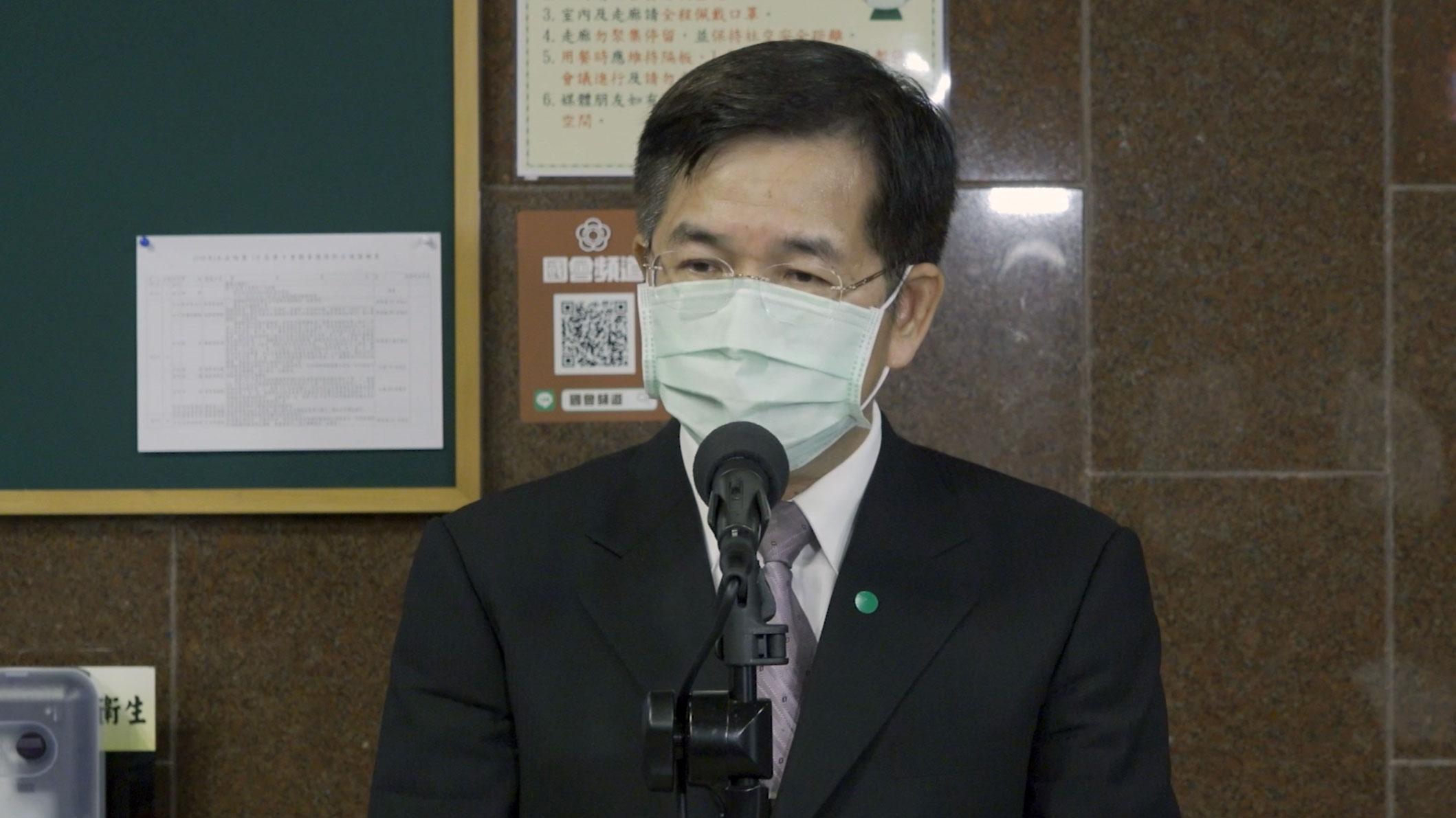 台灣教育部長潘文忠。(教育部提供)