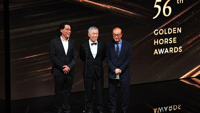 第56届金马奖颁奖(台視提供)