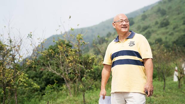 陈伟业现居温哥华,称短短几年离港,没想到香港完全走样。   (陈伟业脸书)