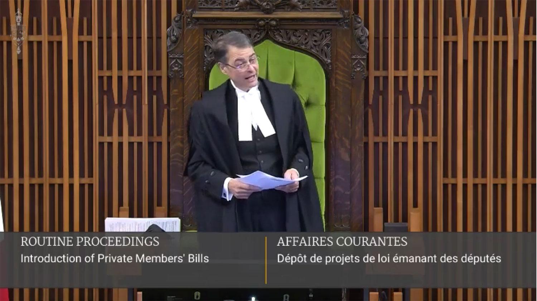 加拿大推动《加台关系架构法》 国会一读通过 — 普通话主页
