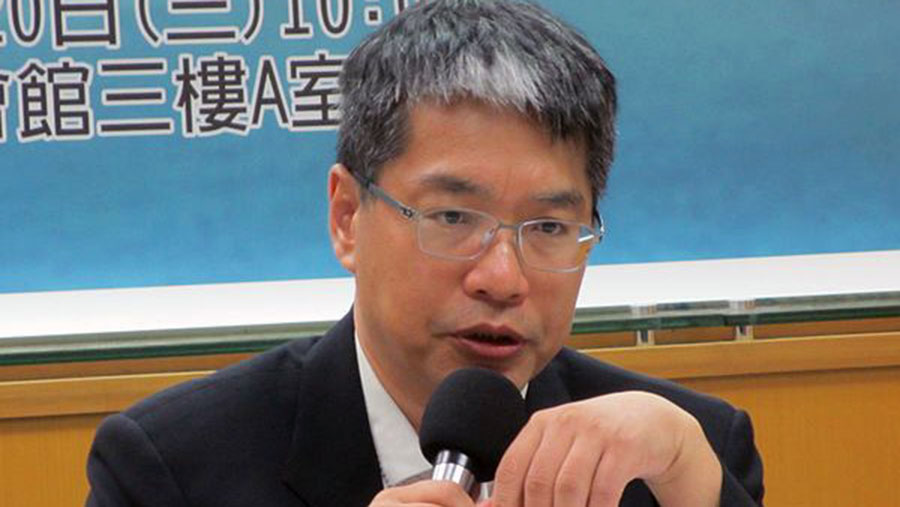 台湾智库执行委员赖怡忠 (来自维基百科)