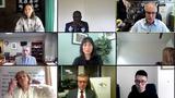 北京黨慶日世界聲援香港  中國戰狼反擊