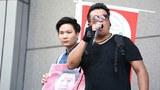 """被""""国安法""""通缉的港人陈家驹:流亡英国的香港年青人正面临资金困难"""