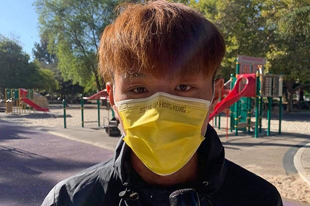 兩年前的難忘暑假:香港學生泰瑞·李的抗爭故事