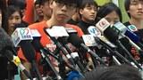 烧白皮书案宣判 学运领袖黄之锋等四人无罪.JPG