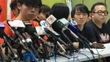 """前学民思潮召集人、现任""""香港众志""""秘书长黄之锋.JPG"""