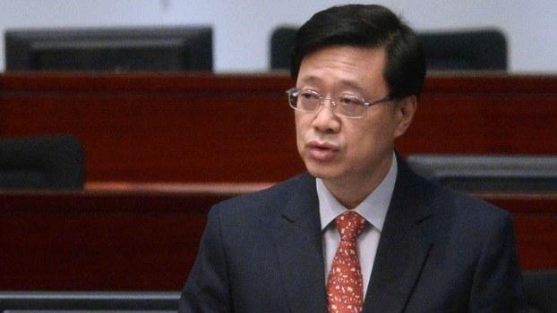 香港保安局局长李家超宣布,就修订《逃犯条例》提出多项额外措施,当中包括提高移交罪行的刑期门槛至7年以上。(资料图片)