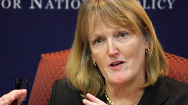 美中经济与安全审查委员会副主席罗宾.克里夫兰(Robin Cleveland)。(Public Domain)