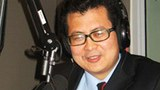 郭飛雄接受自由亞洲電臺採訪(資料圖片)