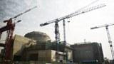 2013 年 12 月 8 日,廣東省台山市外正在建設中法合作項目台山核電站