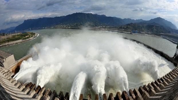 中国三峡大坝(美联社)